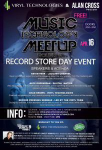 Viryl Technologies RSD Event